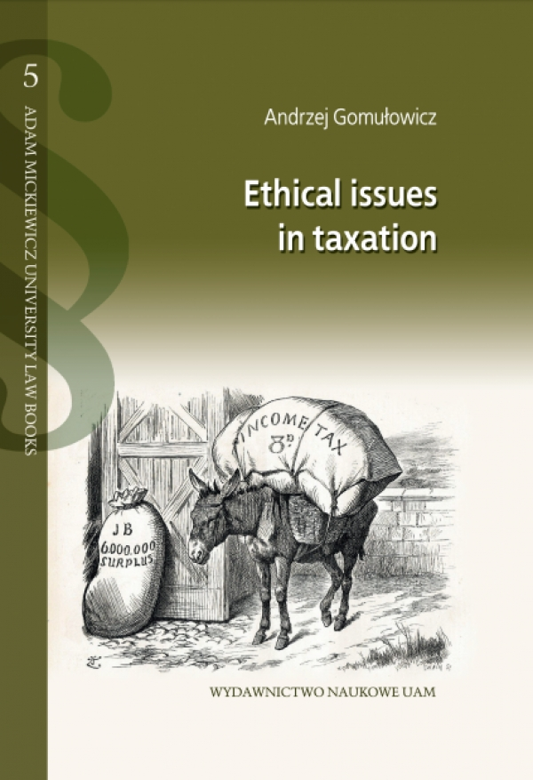 Ethical issues in taxation
